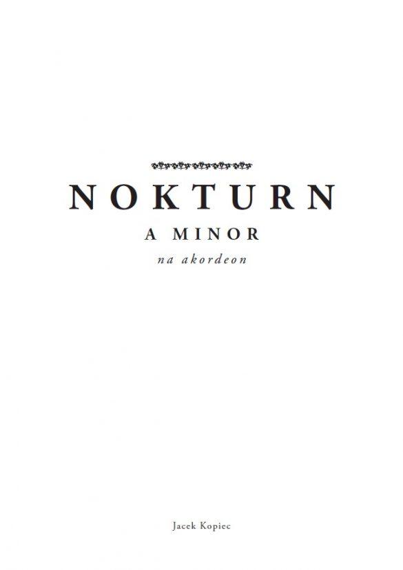 Nokturn a minor (2017)